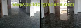 Pulidos de suelos y abrillantado en granada