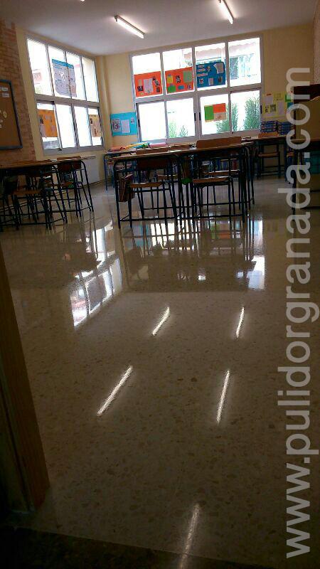 pulido colegios granada